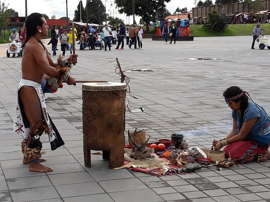 LIMPIAS EN EL CENTRO DE CHOLULA