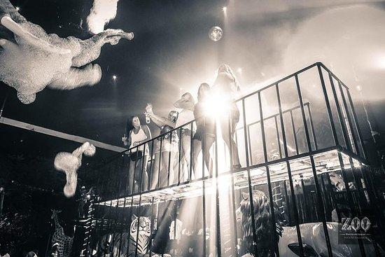 Zoo Nightclub VIP-paketet i Puerto ...