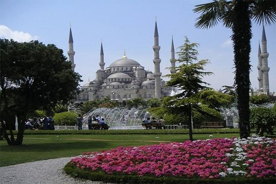 Istanbul Old City Tour Blue Mosque...