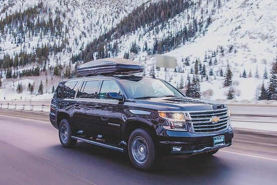Private 4WD SUV - Vail Valley Area to...