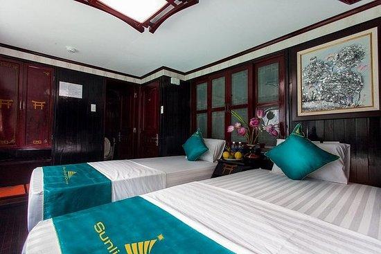 Lan Ha Bay Kreuzfahrt 2 Tage 1 Nacht...