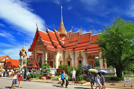Phuket Half-Day City Tour