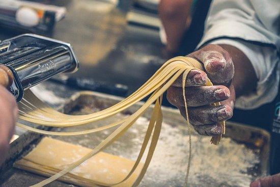 Pasta italiana hecha en casa: clase...