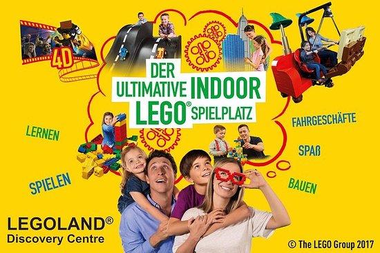 Entrada de Happy Hour LEGOLAND...