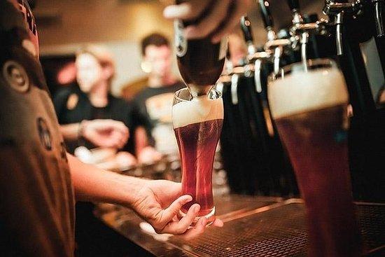 ストックホルムのビール体験