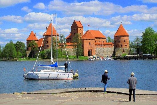 Fra Vilnius Trakai lyd guidet tur 11...