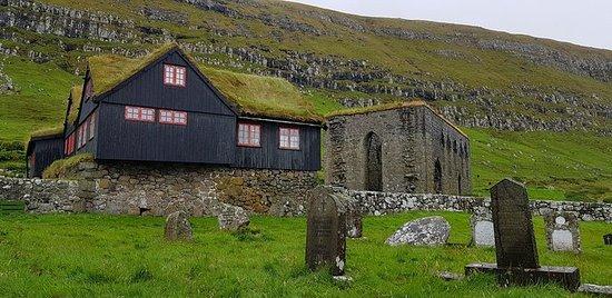 Viking tur - Sandøy og Kirkjubour