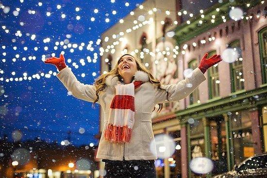 Fuga do Mercado de Natal - 5 dias...