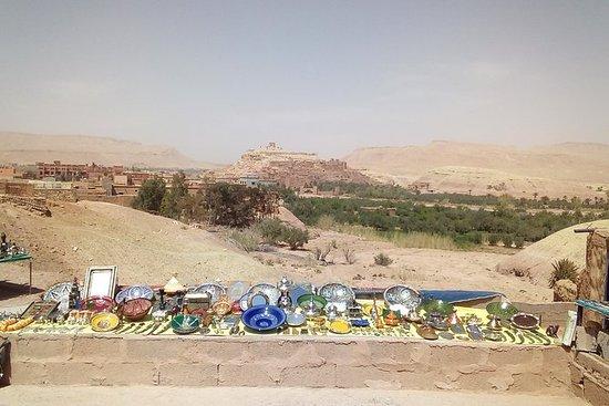 Wüsten Tour Merzouga von Casablanca...