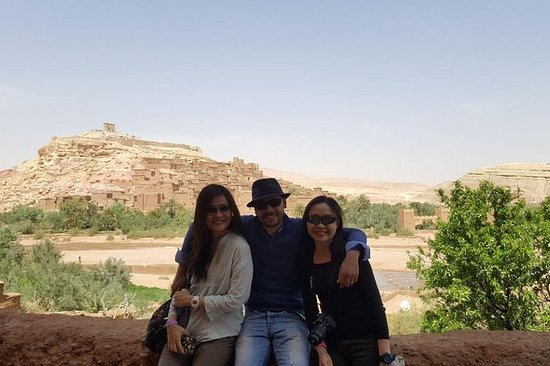 Private Merzouga Desert tour from...