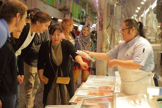 Kanazawa Omicho Market Tour & Cooking