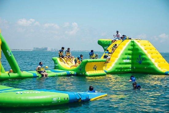 Flotter Fun Cancun 1 heure