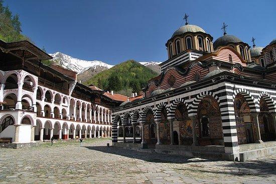 Rila Monastery and Boyana church and...
