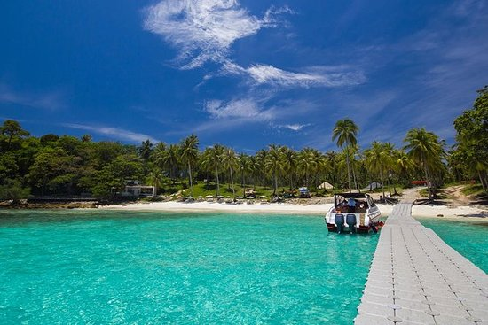Raya Island Tour by Speed Boat From...