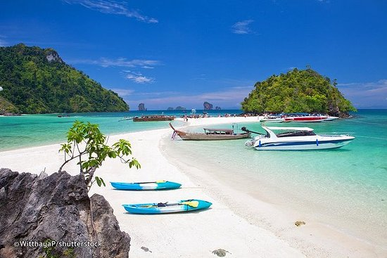 Krabi 4 Islands Tour by Big & Speed...