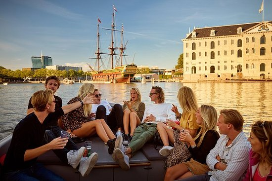 Canal Boat Cruise & Amsterdamer...