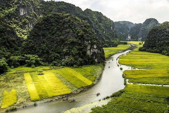 Hoa Lu — Tam Coc Full Day desde Hanoi