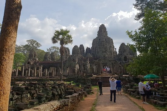 Angkor Temples, Small Group Day Tour