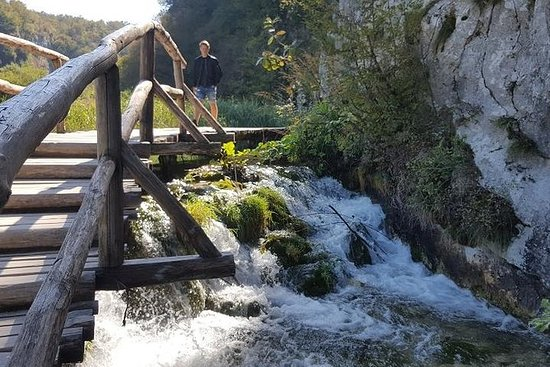 PLITVICE SEEN und RASTOKE ALL ...