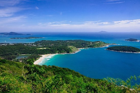 Phuket Lookouts Tour with Lunch at...