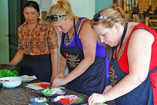 Clase de cocina Bali Kuta