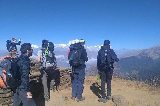 Ghorepani Poon Hill Trek 6-dagen