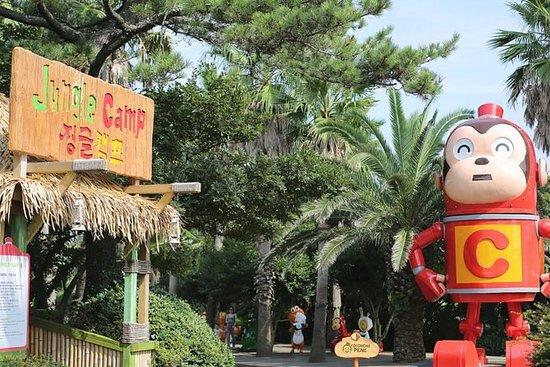 Jeju Cocomong Eco Park Ticket de...