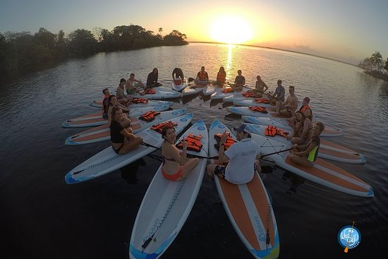 Sunrise SUP Tour: Ruta Pirata