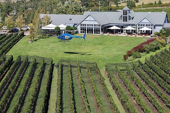 Frogmore Creek Winery Helikoptertur