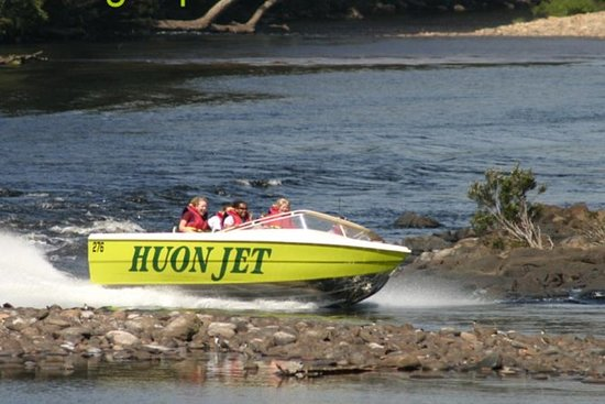 Heli Jet Boating Thrill