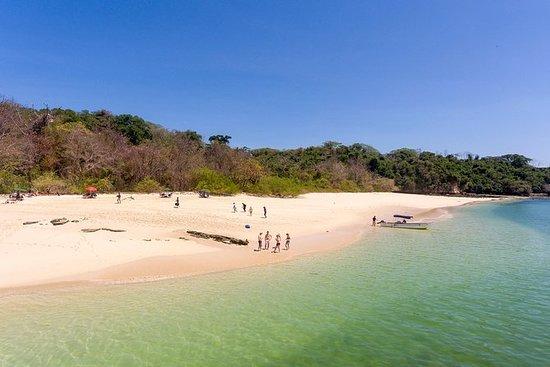 Giorno della spiaggia di Pearl Island