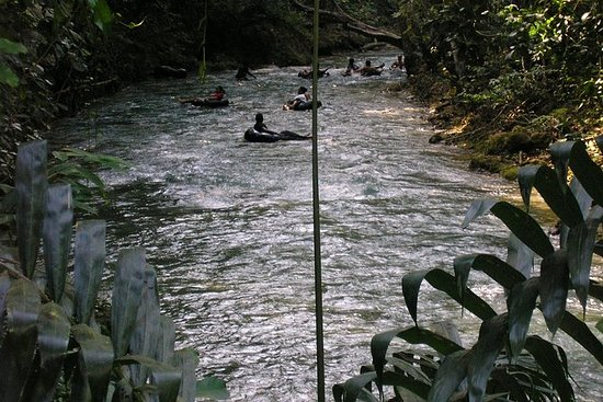 Blue Hole Secret Falls e River Tubing