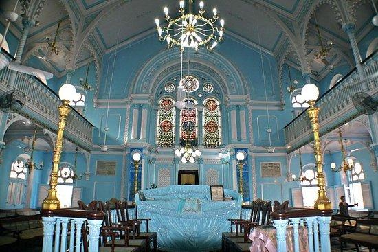 Tour de la herencia judía de Mumbai