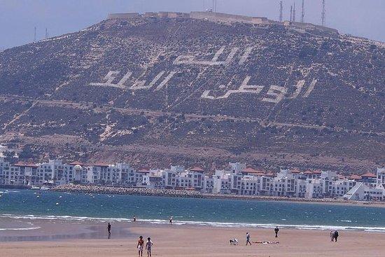 Agadir City Tour UK Driver