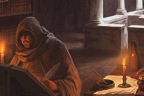 Toledo tenebroso: magia negra...