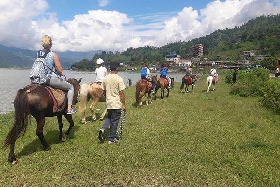 Passeggiate a cavallo da Pokhara