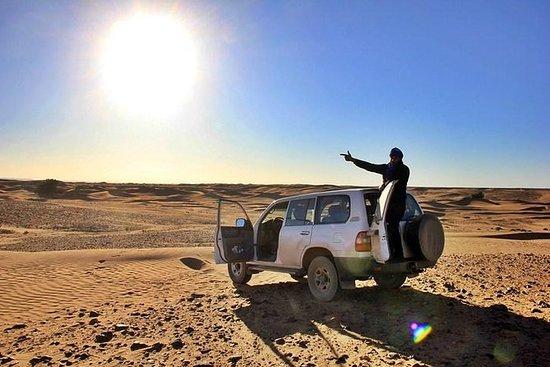 Escursione nel deserto del Merzouga