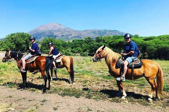 Pompei Ruins & Horseback riding on...