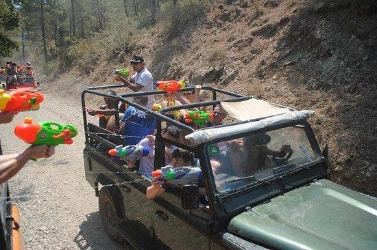 Icmeler Jeep Safari, Turgut Foss...