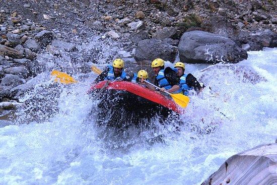 Upper Seti Rafting from Pokhara