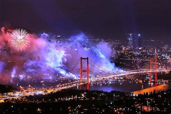 Istanbul nieuwjaar 2019 diner en ...