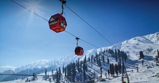 Kashmir Winter Package