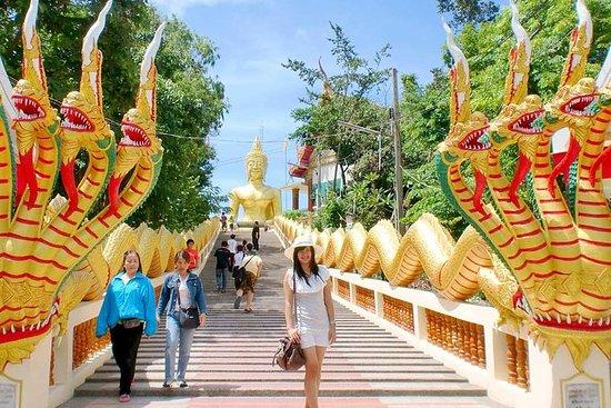 Halbtägige Pattaya-Stadtrundfahrt mit...
