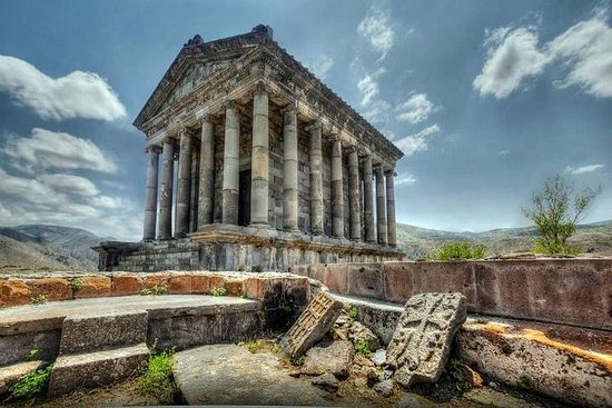 Garni Temple-Geghard-Lake Sevan