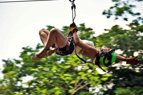 Amazing Combo - Zipline Cenote ATV...