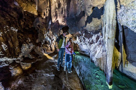 Jenolan Caves: Höhlentour durch das...