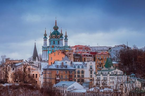 Explore Kyiv & Odesa: visita...