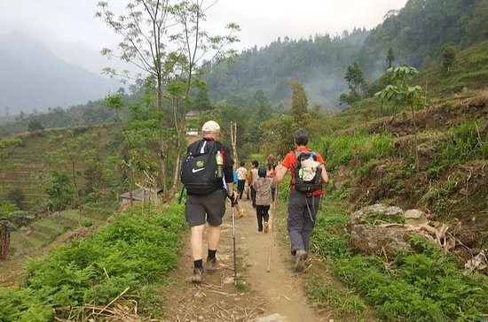 Trekking from Bac Ha to Ha Giang 7...