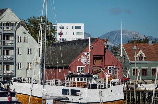 Caminhada pela cidade de Tromso