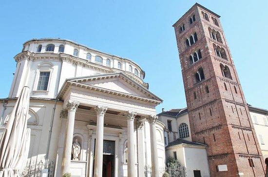 Turin Highlights Walking Guidet tur...